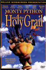 Monty Python and the Holy Grail DVD Cover